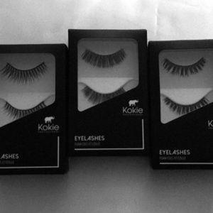 KOKIE New Faux Eyelashes variety